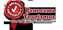 Almcafe ist ein geprüftes Tourismusziel auf Steirer Guide 3D Panorama Tourismus